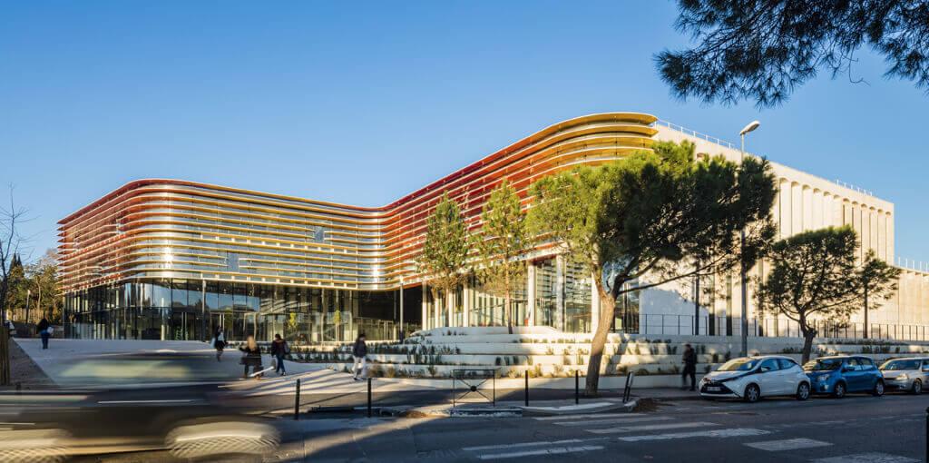 Les fenouilleres biblioth que restaurant et r sidence - Residence les jardins d arcadie aix en provence ...