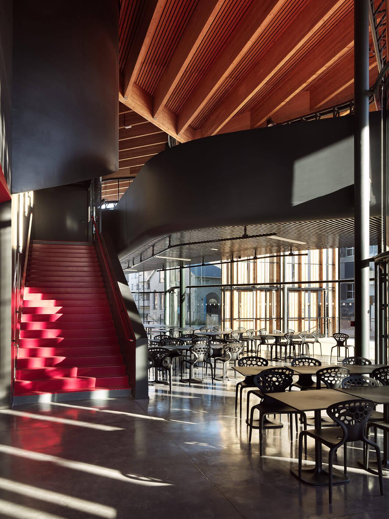 salle de concert pour les musiques actuelles la belle lectrique batiserf. Black Bedroom Furniture Sets. Home Design Ideas