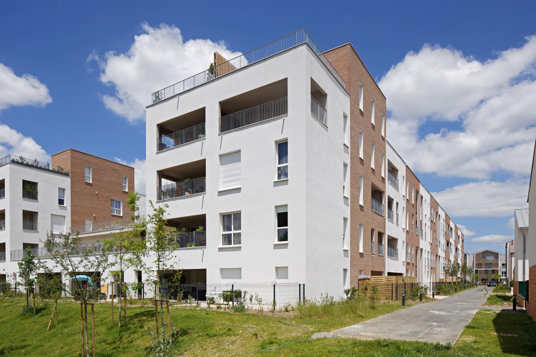 88 logements et parking sur ex centre de tri postal  u2014 batiserf