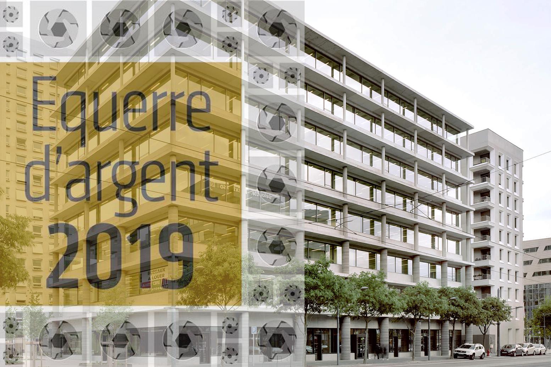 Lauréat Équerre d'Argent 2019 - Catégorie Activités